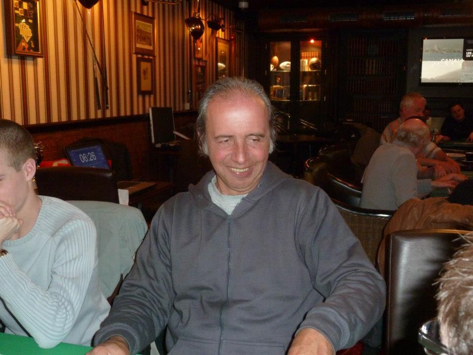 Bigouden trésorier du Poker Pays de Cornouaille club de poker de Quimper et du Finistère