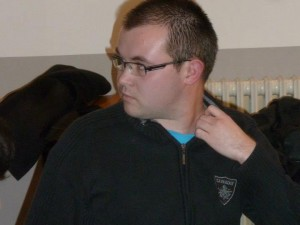 Mikehummer secrétaire adjoint du club de poker de Quimper