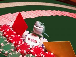 Shark de Cornouaille, joueur de poker de Concarneau