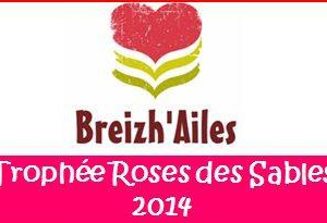 Breizh'ailes trophée roses des sables