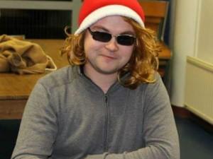 Hoel Mikehummer joueur de poker du Finistère